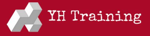 YH Training logo